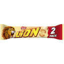 lion white 2er 60g bar