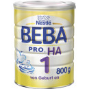 Nestle beba ha 1 800g 2 can