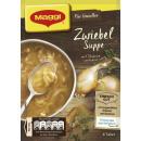Großhandel Nahrungs- und Genussmittel: Maggi für Genießer 3t-zwiebelsuppe Beutel