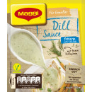 Maggi for connoisseur sauce dill low fat bag