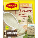 Maggi for connoisseur sauce herbal dill27g751 bag