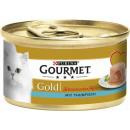 Großhandel Garten & Baumarkt: gourmet gold schm.ke. Thunfisch 85g Dose