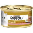 Großhandel Garten & Baumarkt: gourmet gold schm.ke.lachs 85g Dose
