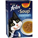 wholesale Garden & DIY store: felix soup cooked.v.water.6x48g
