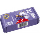 milka the small alpine milk 5x40g
