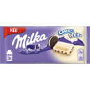 wholesale Food & Beverage: milka + oreo white 100g bar