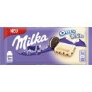 milka + oreo white 100g bar