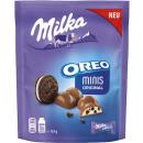 groothandel Food producten: milka oreo minis originele 153g zak