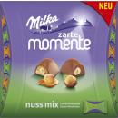 milka moments nut mix 169g