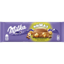 milka whole hazelnuts 270g blackboard