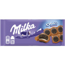 wholesale Food & Beverage: milka oreo sandwich 92g blackboard