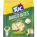 tuc gebakken bites cheese + on.110g bag