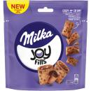 Großhandel Nahrungs- und Genussmittel: milka joyfills 90g Beutel