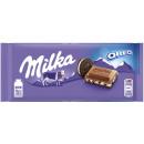 milka + oreo 100g blackboard