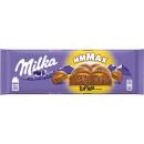 milka luflee caramel 250g blackboard