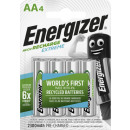 Energizer battery extreme aa 4er 51