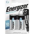 Energizer max plus c / baby / lr14 2x 25