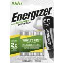 wholesale Batteries & Accumulators: Energizer battery universal aaa 4er 56