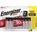 Energizer max Alkaline aa 12s 35