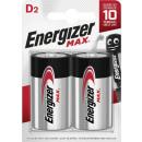 Energizer max alka.d / mono / lr20 2x 38