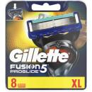 Gillette fusion5 pro glide Klingen 8er