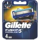 Gillette fusion5 pro glide Klingen 4er
