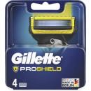 Gillette proshield skin.kling. 4er