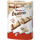 wholesale Food & Beverage: Ferrero kids Bueno white6er117g