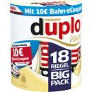 ingrosso Alimentari & beni di consumo: Ferrero duplo bianco grande 18er 327g