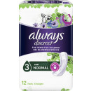 Always discreme Inkontinenz normal 12er