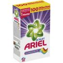 ariel Pulver color 100 Waschladungen