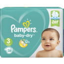pampers baby dry gr.3 38s