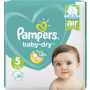 pampers baby dry gr.5 30s