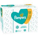 Pampers wet wipes sensitive giga 12x52er