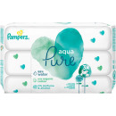 Pampers wet towel aqua 3x48er