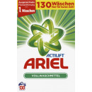 ariel regulär 130 Waschladungen