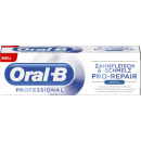 oral-b Professional tooth Original 75ml tube