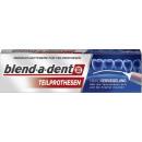 blend-a-dent adhesive cream partial denture.