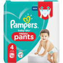 Pampers baby dry pants maat 4 32