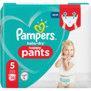 Pampers baby dry pants size 5 28