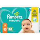 pampers baby dry size 3 42er