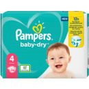 pampers baby dry size 4 36