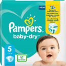 pampers baby dry size 5 31er