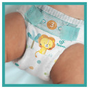 Pampers baby dry three g.6 82s