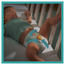 grossiste Articles d'hygiene: pampers baby dry taille 8 21er