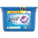 lenor pods april. 15 wash loads