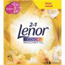 lenor wm poudre orchidée 21 charges de lavage
