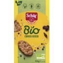 Dr. Schär bio choco bisco 105g