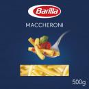 barilla maccheroni 500g.