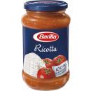 Großhandel Nahrungs- und Genussmittel: Barilla ricotta 400g Glas